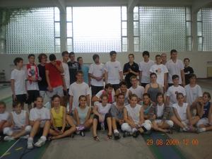 Edzőtábor2009'